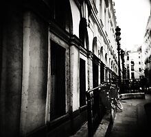 Paris street by VanessaHall