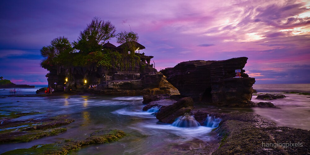 Tanah Lot, Bali by hangingpixels