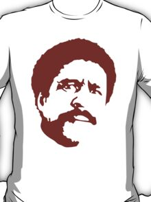 Stencil Richard Pryor Face T-Shirt