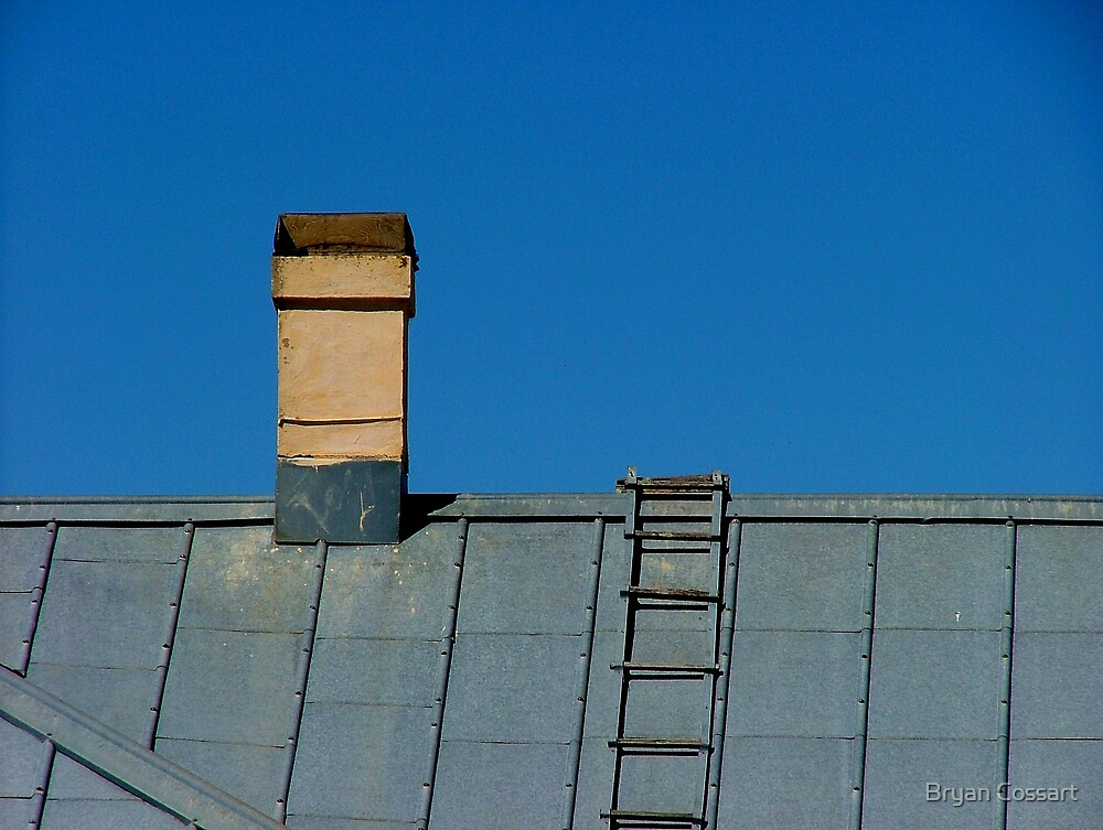 Chimney by Bryan Cossart