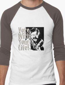 Vote with Your Life - David Suzuki Men's Baseball ¾ T-Shirt
