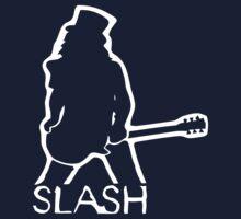 Stencil Slash Guns N Roses Kids Clothes