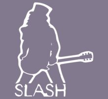 Stencil Slash Guns N Roses Kids Clothes
