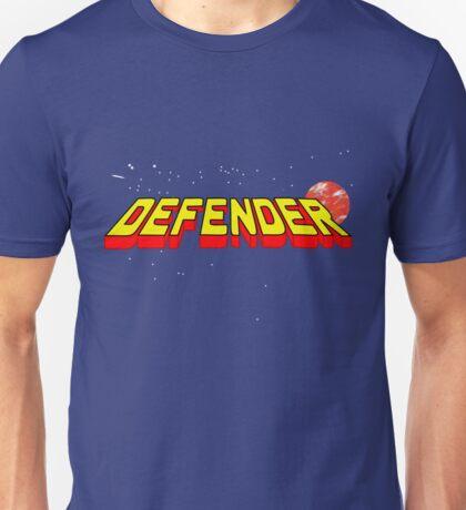 Arcade Classic - Defender. Unisex T-Shirt