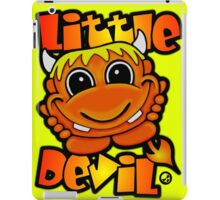 Little Devil  iPad Case/Skin