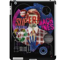Super Machines iPad Case/Skin