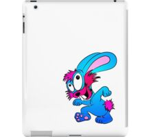 Happy Bunny Rabbit  iPad Case/Skin