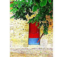 A Door In Orient.....................................Majorca Photographic Print