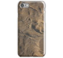 Nature Sand Sculpture iPhone Case/Skin