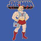 She-Man by Tom Burns