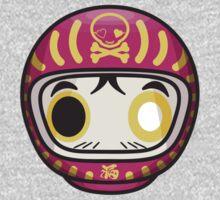 Mikoto's Baby Daruma  by mikoto