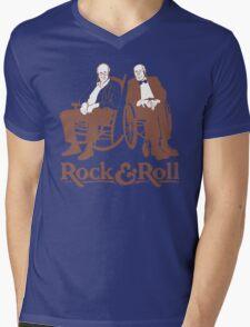 Rock & Roll Mens V-Neck T-Shirt