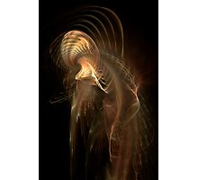 Fractal Octopus Photographic Print