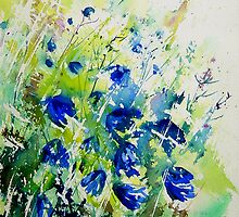 Blue bells by calimero