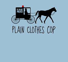 Plain Clothes Cop Unisex T-Shirt