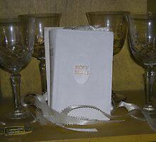 embraced - carols holy wedding bible   by candace lauer