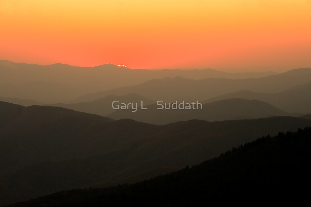 Days End by Gary L   Suddath