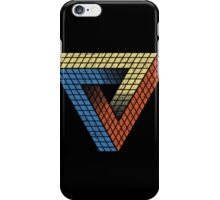 Penrose Puzzle iPhone Case/Skin