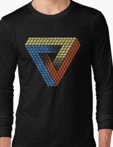 Penrose Puzzle Long Sleeve T-Shirt