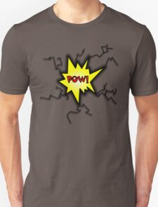 POW Caption Cushion Cover T-Shirt