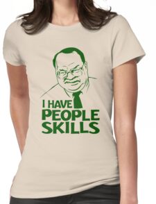 People Skills Womens Fitted T-Shirt