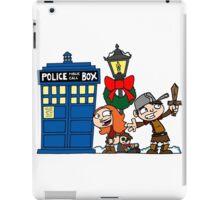 Raggedy-man Christmas! iPad Case/Skin