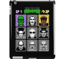 8 Bit Monsters iPad Case/Skin