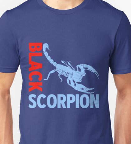 BLACK SCORPION-2 Unisex T-Shirt