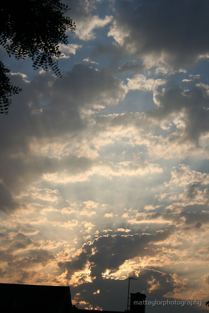 Sky Blue by mattaylorphotography