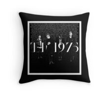 The 1975 Throw Pillow