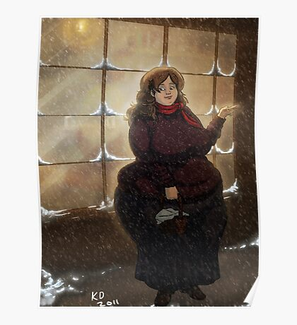 Engorgio - Three Broomsticks Poster
