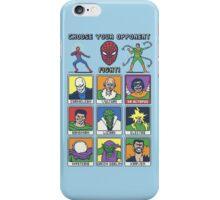 8 Bit Spider Fighter iPhone Case/Skin
