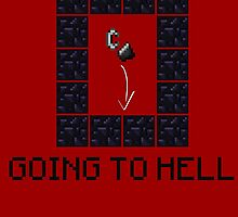 Minecraft | Going to hell by SrGio