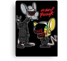 Narf Punk Canvas Print