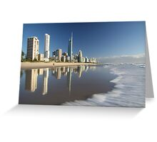 A Land Downunder Greeting Card