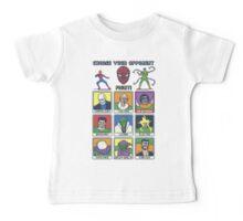 8 Bit Spider Fighter Baby Tee