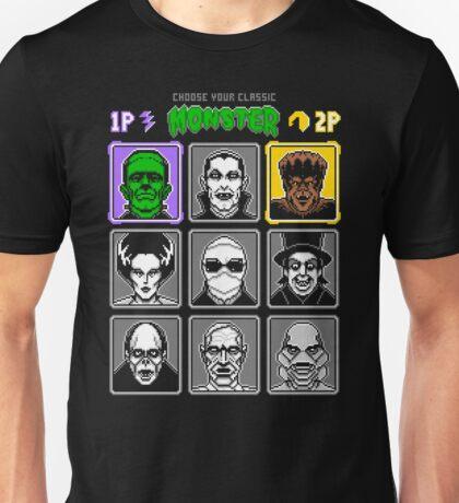 8 Bit Monsters T-Shirt