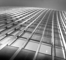 The Walkie Talkie Abstract by DavidHornchurch