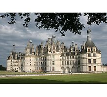 chateau of chambord Photographic Print
