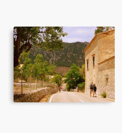 Orient...............................Mallorca Canvas Print