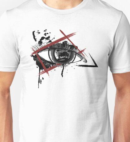 Maritime Eye Trash Style  Unisex T-Shirt