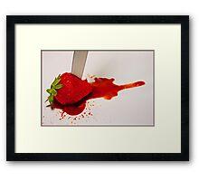 Killberry Framed Print