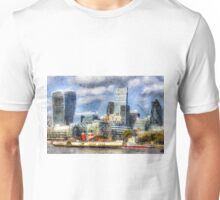 London View Art Unisex T-Shirt