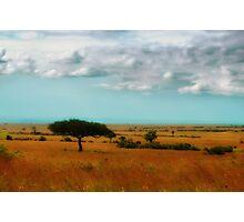 Wonder of the Mara Photographic Print