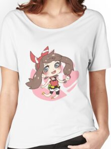 May - Pokemon ORAS Women's Relaxed Fit T-Shirt