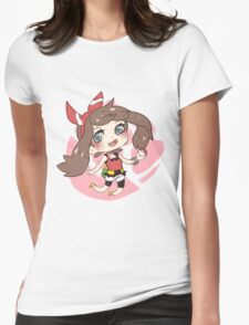 May - Pokemon ORAS Womens Fitted T-Shirt