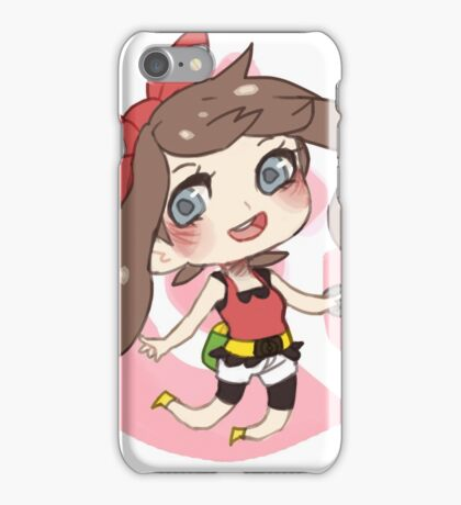 May - Pokemon ORAS iPhone Case/Skin