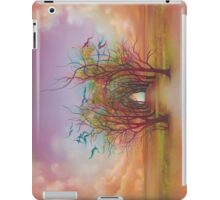 Birds of Rainbow Mist iPad Case/Skin