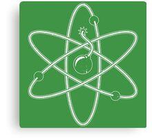 Atom Bomb Canvas Print