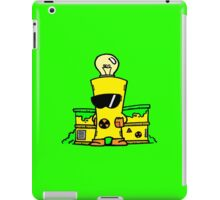 Contamination! iPad Case/Skin